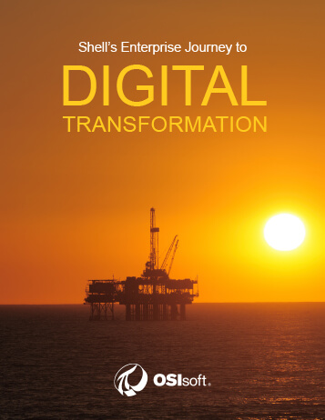 Shell's Enterprise Journey to Digital Transformation